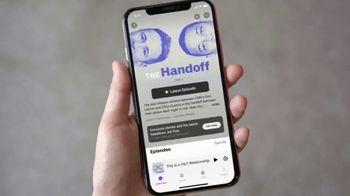 The Handoff Podcast TV Spot, 'No Rules, No Limits, All Love'