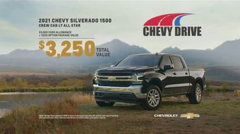 Chevrolet 4th of July Chevy Drive Event TV Spot, 'Anywhere' [T2] - Thumbnail 6