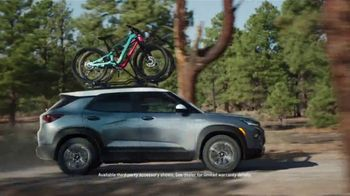 Chevrolet 4th of July Chevy Drive Event TV Spot, 'Anywhere' [T2] - Thumbnail 2