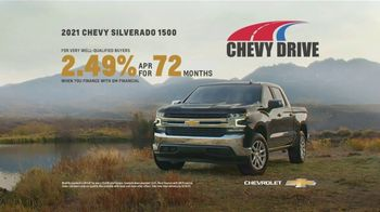 Chevrolet 4th of July Chevy Drive Event TV Spot, 'Anywhere' [T2] - Thumbnail 5
