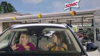 Sonic Drive-In Crave Cheeseburger TV Spot, 'Pajamas'