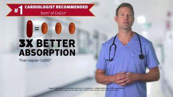 Qunol CoQ10 TV Spot, 'Better Absorption: Gummies' Feat. Travis Stork