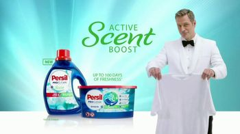 Persil ProClean Active Scent Boost TV Spot, 'Exhilarating Freshness'