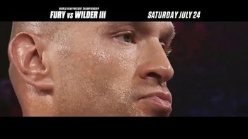 Fox Sports TV Spot, 'Premier Boxing Champions: Fury v. Wilder III'