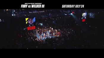 Fox Sports TV Spot, 'Premier Boxing Champions: Fury v. Wilder III' - Thumbnail 1