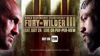 Fox Sports TV Spot, 'Premier Boxing Champions: Fury v. Wilder III' - Thumbnail 10
