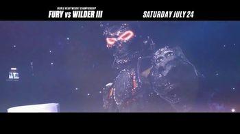 Fox Sports TV Spot, 'Premier Boxing Champions: Fury v. Wilder III' - Thumbnail 2