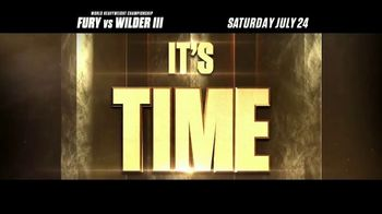 Fox Sports TV Spot, 'Premier Boxing Champions: Fury v. Wilder III' - Thumbnail 4