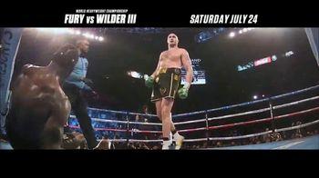 Fox Sports TV Spot, 'Premier Boxing Champions: Fury v. Wilder III' - Thumbnail 5