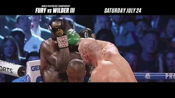 Fox Sports TV Spot, 'Premier Boxing Champions: Fury v. Wilder III' - Thumbnail 6