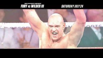 Fox Sports TV Spot, 'Premier Boxing Champions: Fury v. Wilder III' - Thumbnail 7