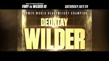 Fox Sports TV Spot, 'Premier Boxing Champions: Fury v. Wilder III' - Thumbnail 8
