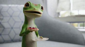 GEICO TV Spot, 'The Gecko Makes Jam'