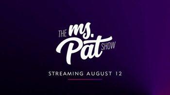 BET+ TV Spot, 'The Ms. Pat Show' - Thumbnail 10