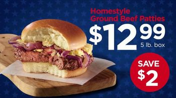 Gordon Food Service Store TV Spot, 'Fire Up the Fourth: Patties, Pulled Pork and More'