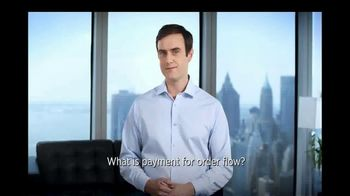 Interactive Brokers TV Spot, 'What Is Payment for Order-Flow'