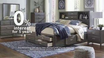 Ashley HomeStore Black Friday in July TV Spot, 'Living Room, Dining Room, Bedroom: 50% Off' - Thumbnail 5