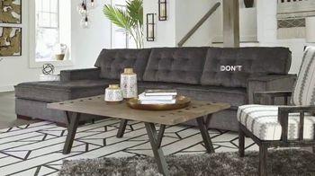 Ashley HomeStore Black Friday in July TV Spot, 'Living Room, Dining Room, Bedroom: 50% Off' - Thumbnail 6