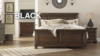 Ashley HomeStore Black Friday in July TV Spot, 'Living Room, Dining Room, Bedroom: 50% Off' - Thumbnail 7