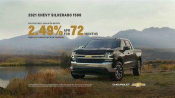 Chevrolet TV Spot, 'Anywhere' [T2] - Thumbnail 5