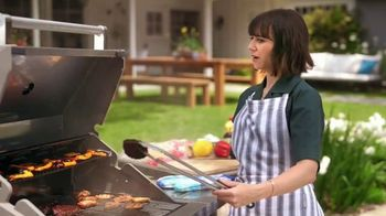 Citi Custom Cash Card TV Spot, 'It Pays to Be Rashida: Grocery Stores and Gas Stations' Featuring Rashida Jones