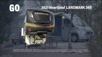 La Mesa RV TV Spot, 'Get Out and Go: 2021 Heartland Landmark 365' - Thumbnail 5