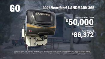 La Mesa RV TV Spot, 'Get Out and Go: 2021 Heartland Landmark 365' - Thumbnail 6
