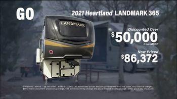 La Mesa RV TV Spot, 'Get Out and Go: 2021 Heartland Landmark 365' - Thumbnail 7