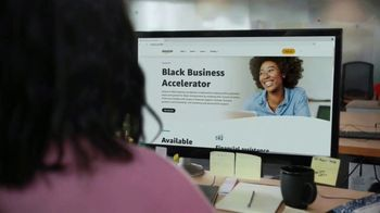 Amazon TV Spot, 'Making a Better Tomorrow for Black Businesses' - Thumbnail 6