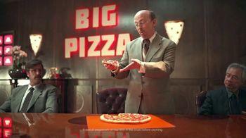 Little Caesars Pepperoni & Cheese Stuffed Crust TV Spot, 'Nine Feet of Pepperoni'