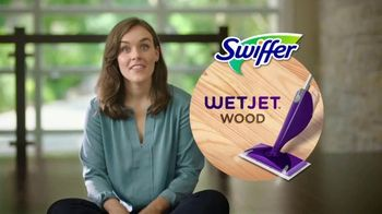 Swiffer WetJet Wood TV Spot, 'Emily's Cleaning Confession' - Thumbnail 2