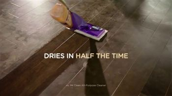 Swiffer WetJet Wood TV Spot, 'Emily's Cleaning Confession' - Thumbnail 5
