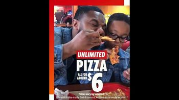 CiCi's Pizza Unlimited Pizza TV Spot, 'Fun, Flavors, and Smiles'