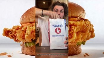 Zaxby's Signature Sandwich TV Spot, 'That Chicken Place'