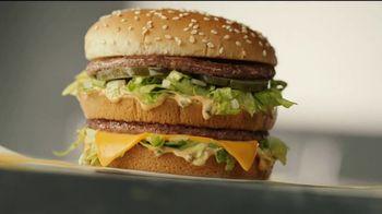 McDonald's Big Mac TV Spot, 'Two Chapters'
