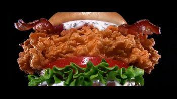 Hardee's BLT Ranch Hand-Breaded Chicken Sandwich TV Spot, 'Summer Sandwich'
