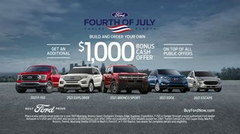 Ford Fourth of July Sales Event TV Spot, 'Out Work the Workhorse' [T2] - Thumbnail 9