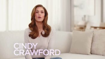 Meaningful Beauty Age-Proof Hair Care SystemTV Spot, 'Younger-Looking Hair' Featuring Cindy Crawford - 25 commercial airings