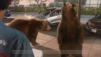 Domino's TV Spot, 'Bear Unsuccessful: With Mask'