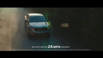 2021 Ford Ranger TV Spot, 'Smart and Strong' [T2]