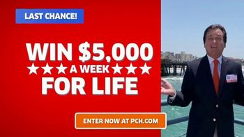 Publishers Clearing House TV Spot, 'Last Chance to Win Big: Welcome to Las Vegas' - Thumbnail 9