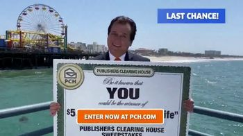 Publishers Clearing House TV Spot, 'Last Chance to Win Big: Welcome to Las Vegas' - Thumbnail 4