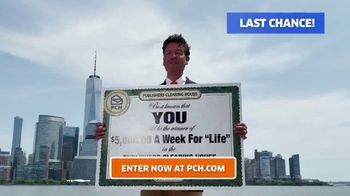 Publishers Clearing House TV Spot, 'Last Chance to Win Big: Welcome to Las Vegas' - Thumbnail 7
