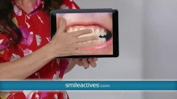 Smileactives Power Whitening Gel TV Spot, 'Amazed and Wowed' - Thumbnail 2
