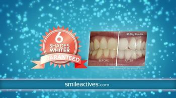 Smileactives Power Whitening Gel TV Spot, 'Amazed and Wowed' - Thumbnail 4