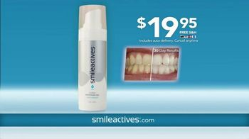 Smileactives Power Whitening Gel TV Spot, 'Amazed and Wowed' - Thumbnail 8