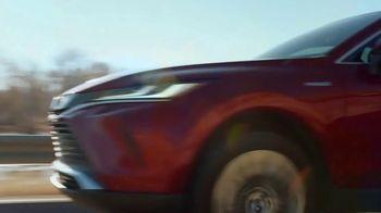 2021 Toyota Venza TV Spot, 'Dear Freedom: Onward' [T2] - Thumbnail 3