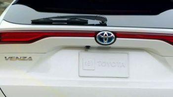 2021 Toyota Venza TV Spot, 'Dear Freedom: Onward' [T2] - Thumbnail 4