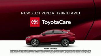 2021 Toyota Venza TV Spot, 'Dear Freedom: Onward' [T2] - Thumbnail 8