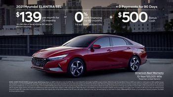 2021 Hyundai Elantra TV Spot, 'Your Journey: Elantra' [T2] - Thumbnail 5